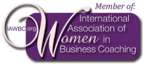 Member of International Association of Women in Business Coaching